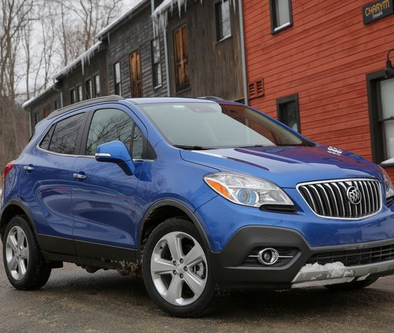 The 10 Best American Made Suvs Under 35k Buick Encore Buick Sport Touring