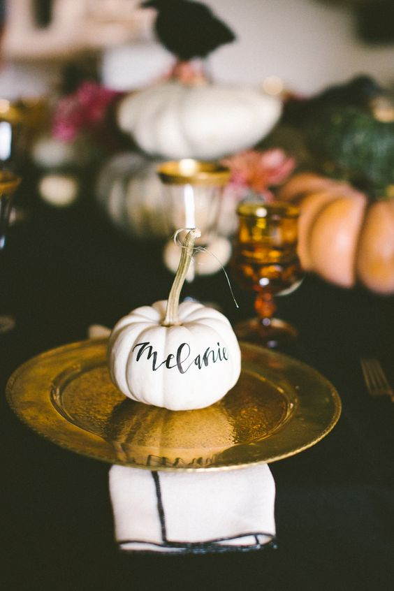 39 of Our Favorite Ideas for Your Fall Wedding