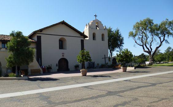 Old Mission Santa Inez CA