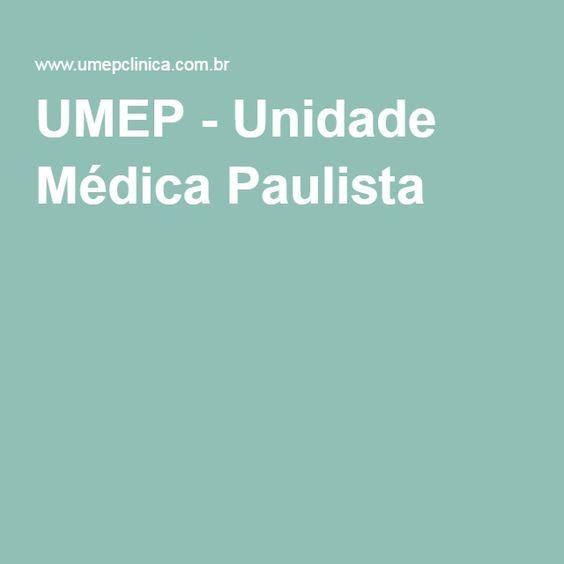 UMEP - Unidade Médica Paulista