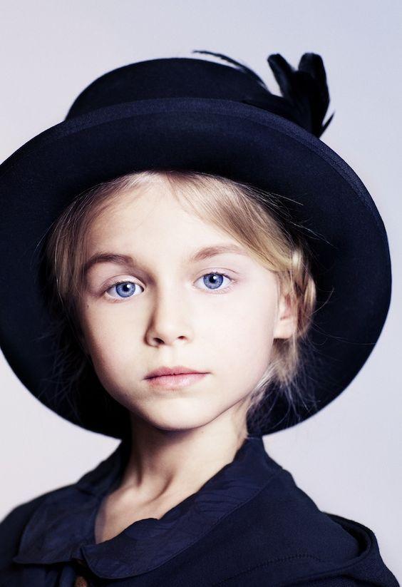 Marie Louise Munkegaard at CPH Kids Fashion Editorial