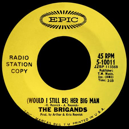the brigands - (would i still be) her big man /// listen to it on…