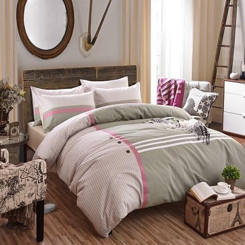 100 Cotton Bedding Set 23 Colors Cotton Bedding Sets Bedding Sets Master Bedroom Bedding Sets