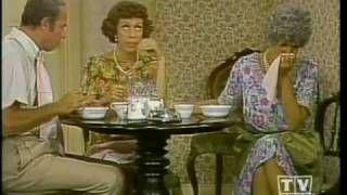 The Carol Burnett Show Mama's Family after Sunday church, via YouTube.