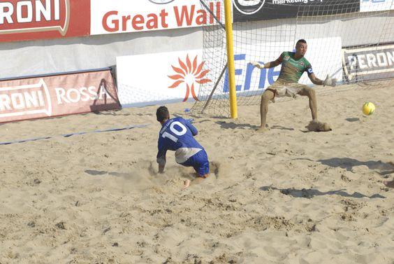#BeachSoccer: Ancora Bruno #Xavier mattatore della sfida tra Terracina e Samb