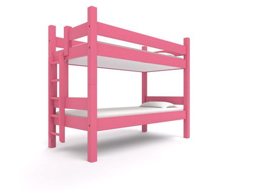Androscoggin Xl Twin Over Twin Made For Adults Two Extra Long Twin Beds With Extra Headroom Are Stacked To Form Cool Bunk Beds Bunk Beds Twin Bunk Beds