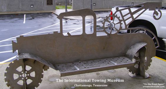 The International Towing & Recovery Museum