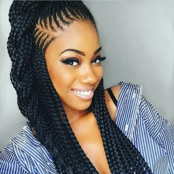 2018 Braided Hairstyles Top Amazing Braids Styles For Ladies