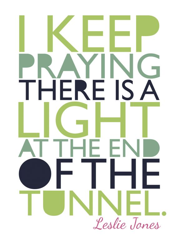 Light at the end of the tunnel. #breastcancer