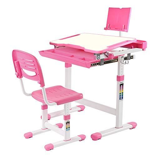 Ideer Life Children S Desk And Chair Set Best Offer Home Garden And Tools Shop Ineedthebestoffer Com Desk And Chair Set Childrens Desk And Chair Chair Set
