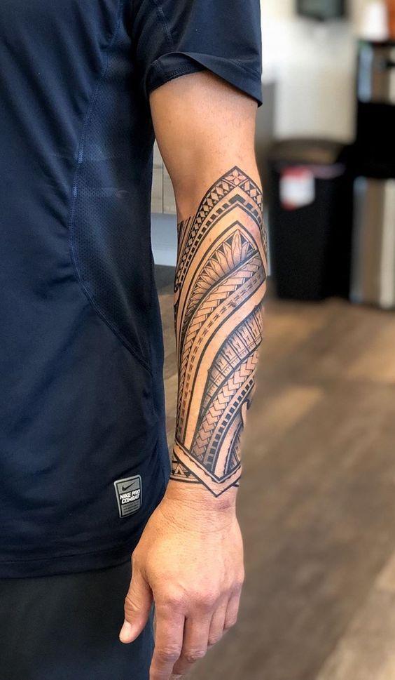 Pin On Polynesian Tattoos