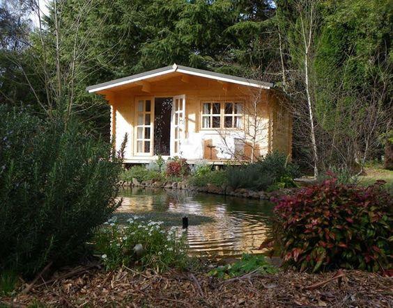 Diy Kit Log Cabins Kit Homes Backyard Sheds Farm Sheds