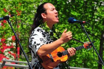 Kawika Alfiche Hawaiian Ukulele Concert - Strum Shop Events.com ...
