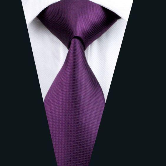 DN-236 Men s 100% Jacquard Woven Silk Ties Necktie Free P&P! Clearance Sale!