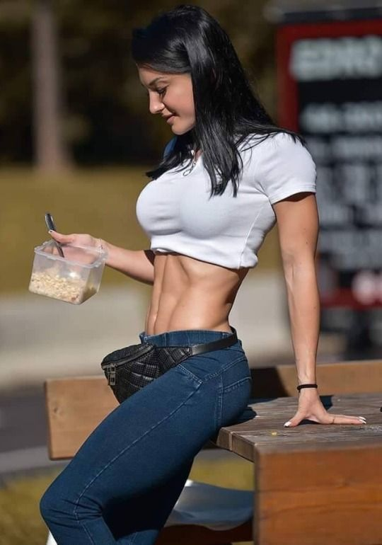 Fitness women hot