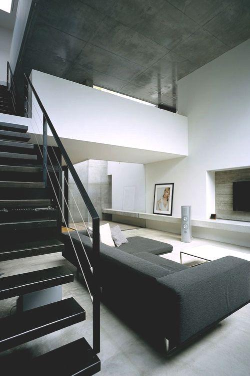 Tv in beton