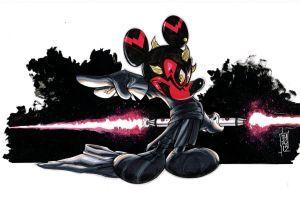 Mickey Maul by Hodges-Art