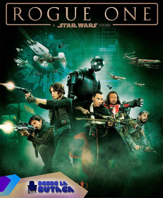 Potente cartel #StarWars #RogueOne #DLB #DesdeLaButaca #Cine #Cinema #Pelicula #movie #Cinefilos #Cinephile #movienight #movietime #InstaMovie Lee más al respecto en http://ift.tt/1hWgTZH Lo mejor del Cine lo disfrutas #DesdeLaButaca Siguenos en redes sociales como @DesdeLaButacaVe #movie #cine #pelicula #cinema #news #trailer #video #desdelabutaca #dlb