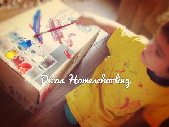 DICAS Homeschooling: Avaliação na Educação Infantil com Brincadeira Art...
