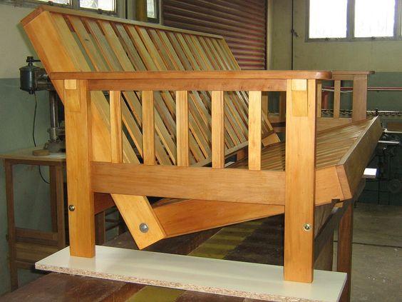 Como construir un futon paso a paso bricolaje es for Imagenes de futones