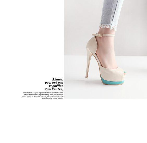Elegance heels
