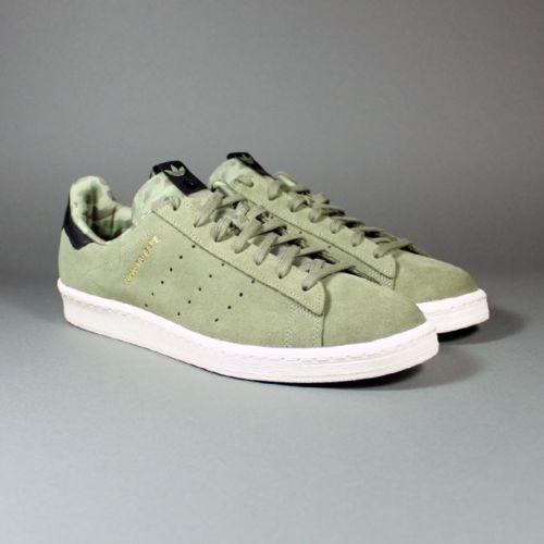 more photos 3092a 1d10a ... Adidas CAMPUS 80s UNDEFEATED BAPE OLIVE GREEN Size 8.5 undftd bathing  ape eBay Adidas Gazelle Pinterest ...