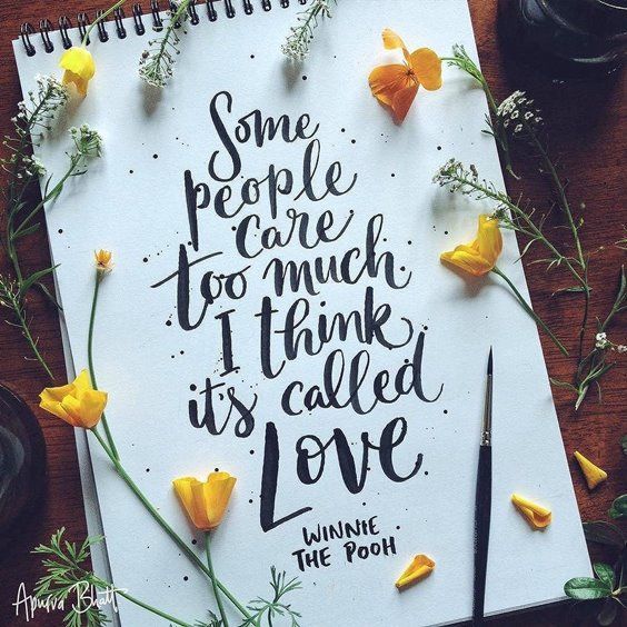 38 Calligraphy Quotes About Inspirational The Best 28