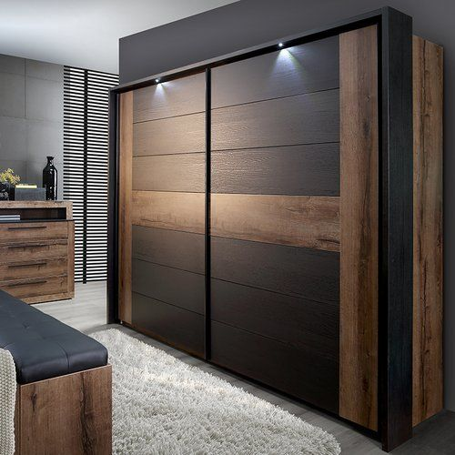 Believue Sliding 2 Door Wardrobe Home Loft Concept Wardrobe Door Designs Modern Cupboard Design Bedroom Door Design