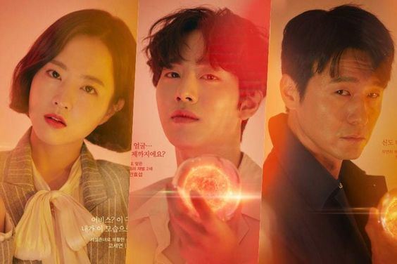"Park Bo Young And Ahn Hyo Seop's New Drama ""Abyss"" Releases Intense Character Posters"
