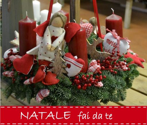 Dettagli home decor idee per un natale fai da te addobbi natalizi pinterest natale - Home decoration idee voorgerecht ...