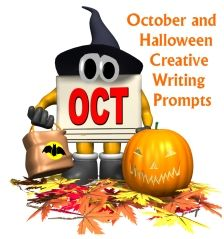 Halloween and October Writing Prompts