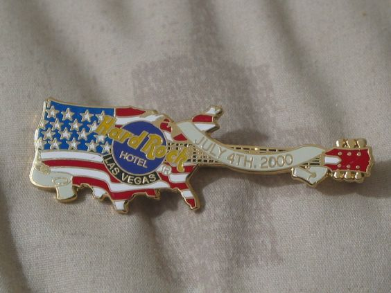 A Junkee Shoppe Junk Market Stop: HARD ROCK Hotel Las Vegas 00 Staff 4th of July Pinback ... For Sale Click Link Here To View >>>> http://ajunkeeshoppe.blogspot.com/2015/12/hard-rock-hotel-las-vegas-00-staff-4th.html