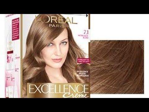 افضل صبغة للشعر من لوريال استعملتها مند سنين وليس ليها اضرار Youtube Beauty Hair Hair Accessories