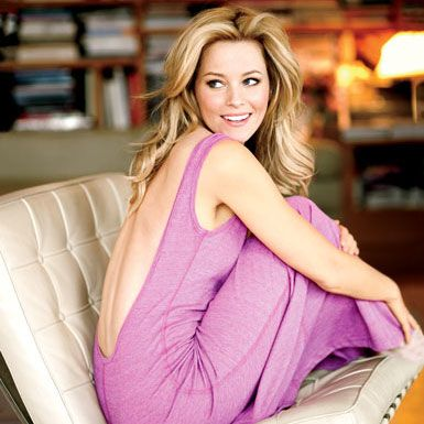 Elizabeth Banks dishes on what it takes to look and feel great!   Women's Health Magazine