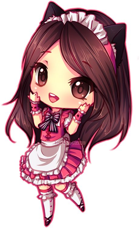 C: Jenny by Hyanna-Natsu on DeviantArt   so cute chibi