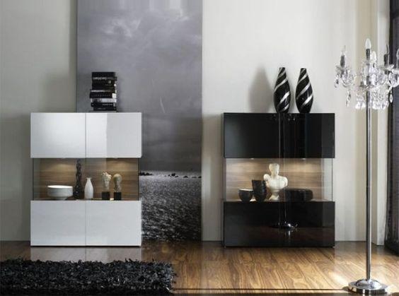 Lcmobili ~ Modern italian highboard vitrine vetro by lc mobili decor