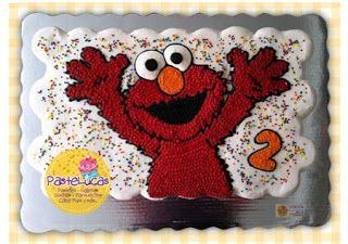 PasteLucas: Festejando con Elmo
