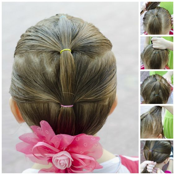 Fun Hairstyles For Girls Little Girl Hairstyles Spring Hairstyles Girl Hairstyles