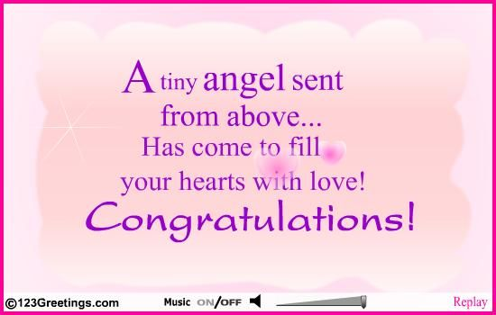 Baby Coming Soon Quotes Quotesgram: Congratulations On Expecting A Girl Quotes. QuotesGram