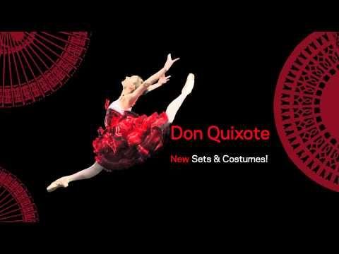 Don Quixote, SF Ballet, 2012