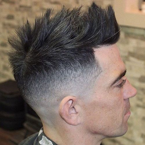 35 Best Faux Hawk Fohawk Haircuts For Men 2020 Styles Mens Hairstyles Short Mens Hairstyles Medium Haircuts For Men