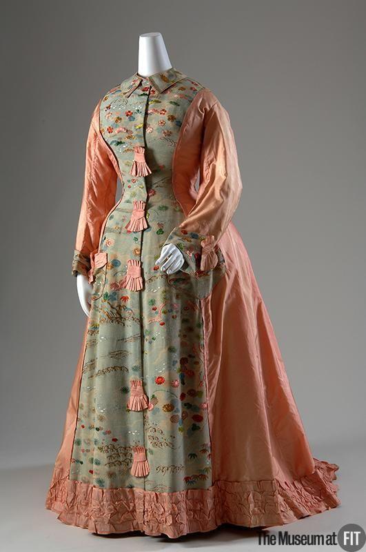 1870 Teagown
