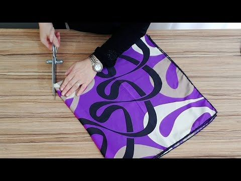 Cok Kolay Pratik Kesim Kiyafetler Youtube Moda Dikis Degistirilmis Giysiler Dikis