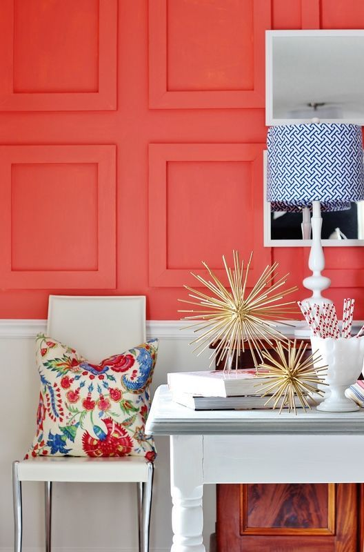 Room reveal sherwin williams color of the year color of - Sherwin williams exterior textured paint ...