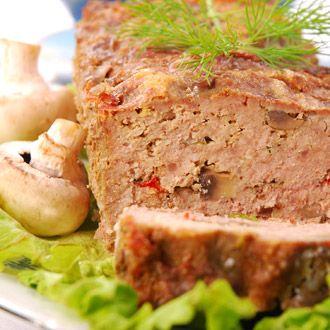 South Beach Meatloaf Recipe