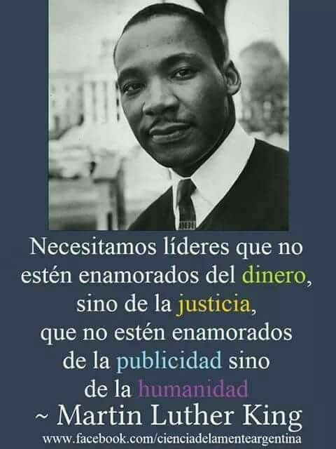 Martin Luther King Luther King Frases La Verdad Frases Y