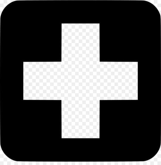12 First Aid Icon White Png Cartoon Clip Art Ribbon Png Icon