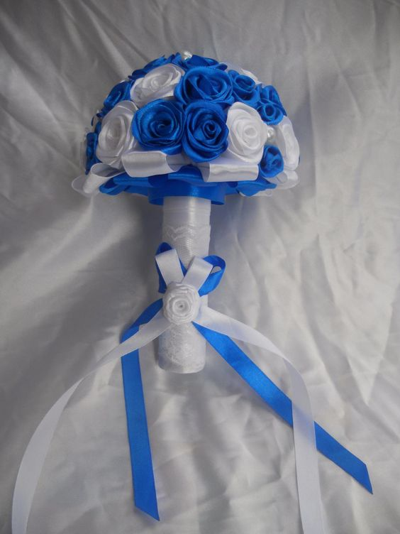 Фотоальбом Свадебные аксессуары и брошь-букеты от Sandra группы Канзаши…
