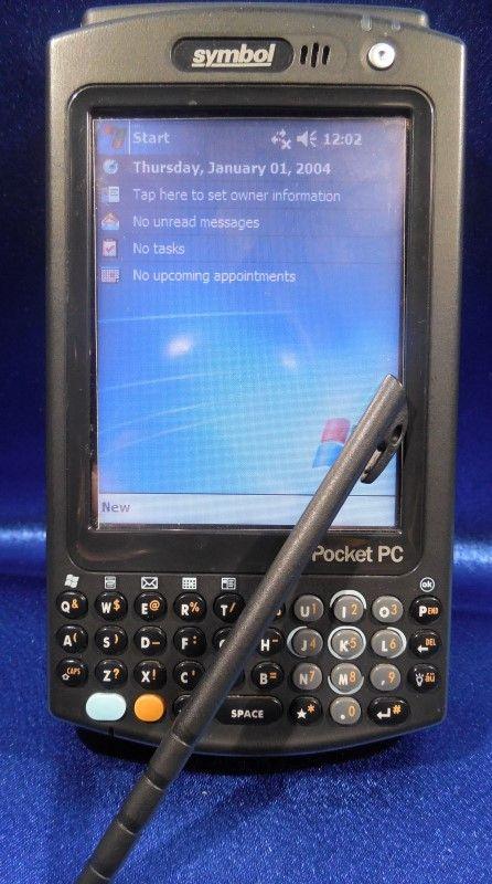 Symbol Mc5040 Pocket Pc Oldies But Goodies Pinterest Pockets