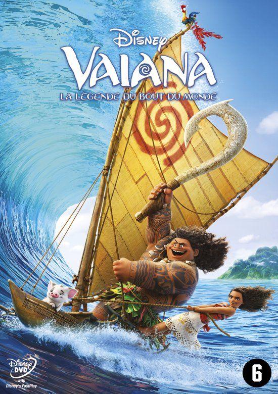 Vaiana Moana Dvd Dvd Disney Moana